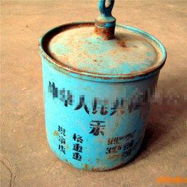 多年库存积压原桶原装水银高价回收