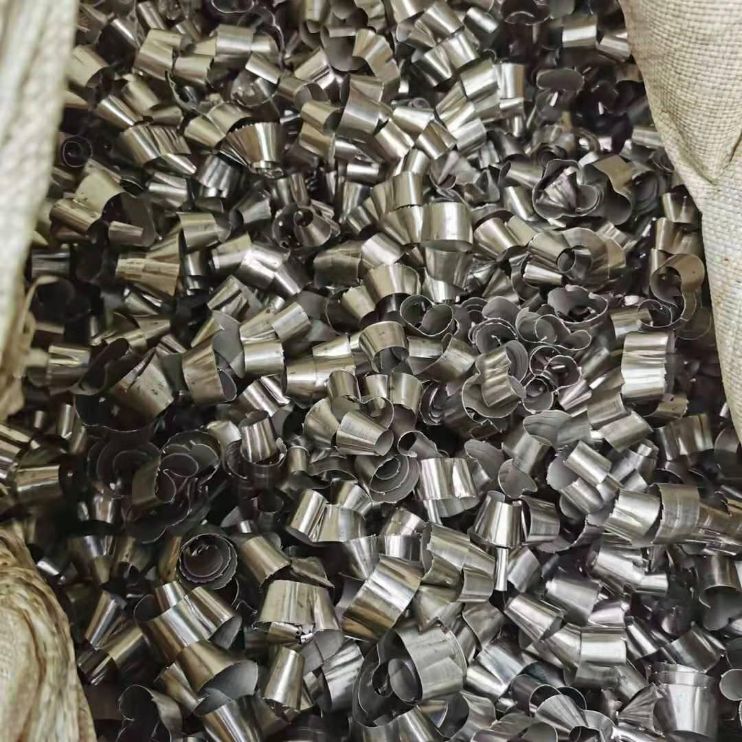 钴铬钨削(刨花)回收